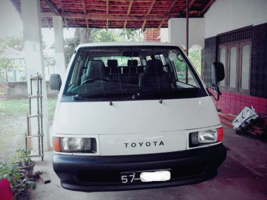 Toyota Townace CR27