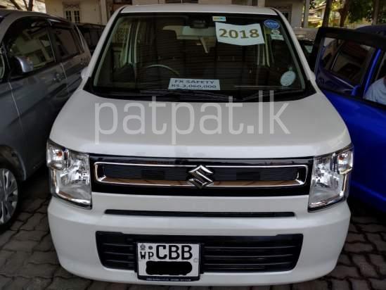 Suzuki Wagon R FX Safety