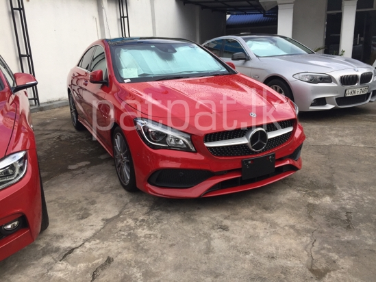 Mercedes Benz CLA 180