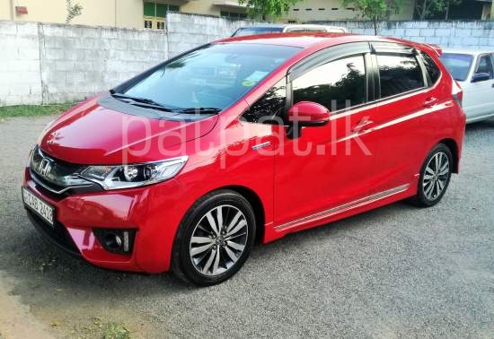 Honda Fit GP5 S