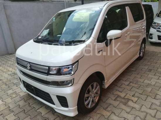 Suzuki Wagon R FZ Safety