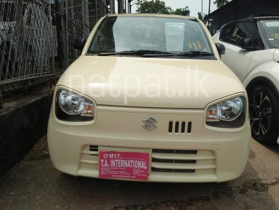 Car Suzuki Alto Japan 2016 Colombo Patpat Lk