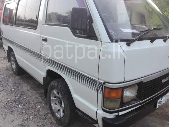 Buy and sell new and used Toyota Hiace-shell vans in Sri