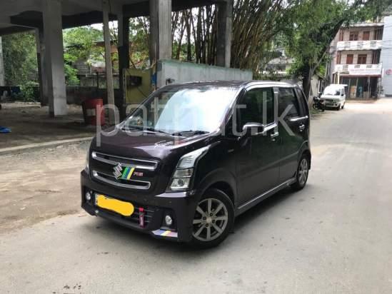 Suzuki Wagon R Stingray X