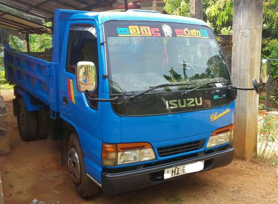 Isuzu Lorry