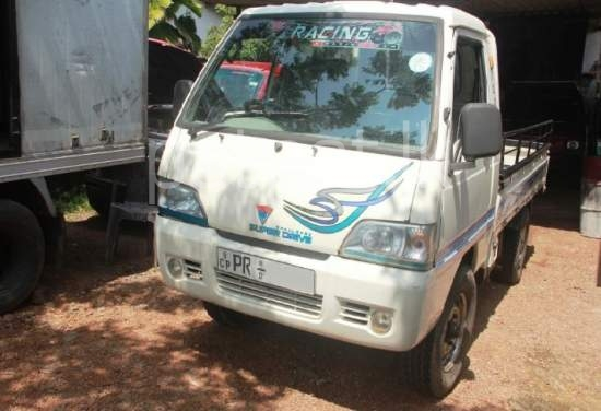 Foton Double Lorry