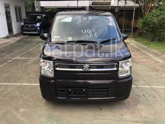 Suzuki Wagon R FX Safety