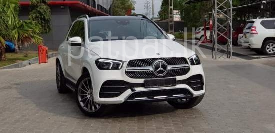 Mercedes Benz GLE300d