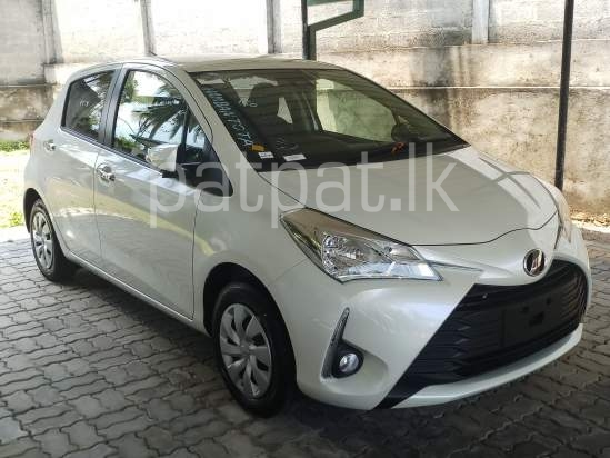 Toyota Vitz Safety